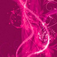 Pink Swirls - deintemplate