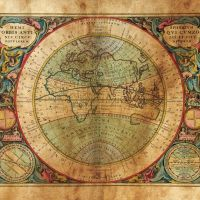 Ancient Worldmap - DeinDesign