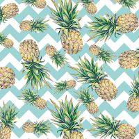 Pineapple ZigZag - DeinDesign