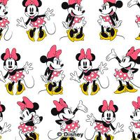 Minnie Mouse - Pattern - Disney Minnie Mouse