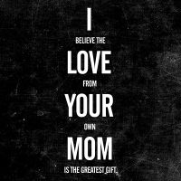 The Love From Your Mom - HASHTAGSTUFF