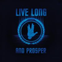 live long and prosper - Badbugs Art