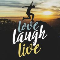 Love, Laugh, Live VS - VISUAL STATEMENTS