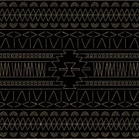 Ethno - Black & Gold - DeinDesign