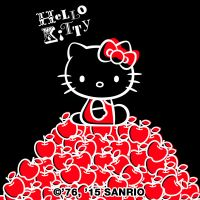 Hello Kitty – Off Me Black - Hello Kitty