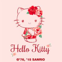 Hello Kitty – Roses - Hello Kitty