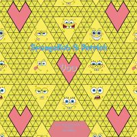 Graphic Faces - Patrick Mohr loves SpongeBob