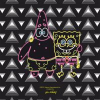 Neon Bros - Patrick Mohr loves SpongeBob