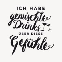 Gemischte Drinks - VISUAL STATEMENTS