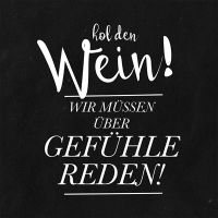 Hol den Wein! - VISUAL STATEMENTS