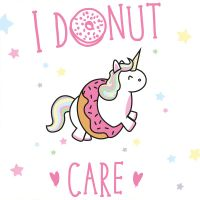 I Donut care - DeinDesign