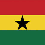 Flag of Ghana - DeinDesign