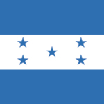 Flag of Honduras - DeinDesign