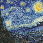 The Starry Night - Bridgeman Art