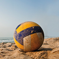Volleyball - DeinDesign