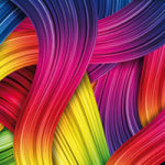 Color Tangled - DeinDesign
