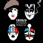 French Kiss - DeinDesign