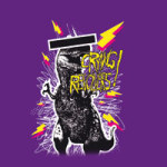 Crying Revolvers - The T-Rex - Crying Revolvers Clothing
