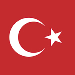 Flag of  Turkey - DeinDesign