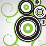 Green Circles - DeinDesign