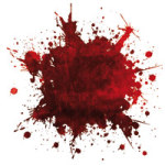Blood Splatter - DeinDesign