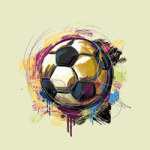 The Colors of Soccer - DeinDesign