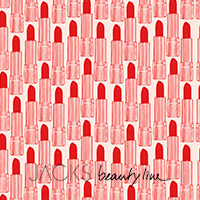 LIPSTICK RED - JACKS beauty line