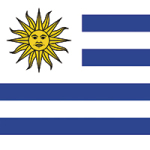 Flag of Uruguay - DeinDesign