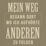 mein weg - VISUAL STATEMENTS