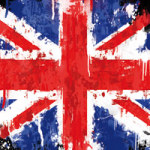 Union Jack - Drips - DeinDesign