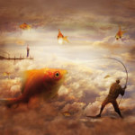 Fishing in the sky - Ilura Menday Less