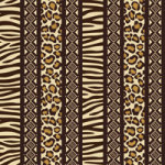 African Animal Pattern - DeinDesign