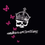 Crying Revolvers - Stars and skulls - Crying Revolvers Clothing
