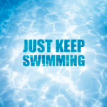 Just keep swimming - DeinDesign