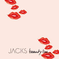 KISS RED - JACKS beauty line