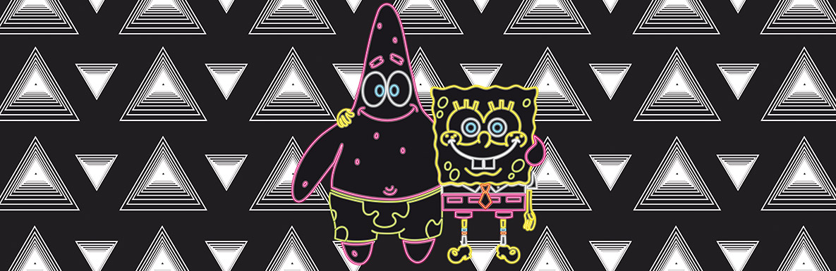 Patrick Mohr loves SpongeBob